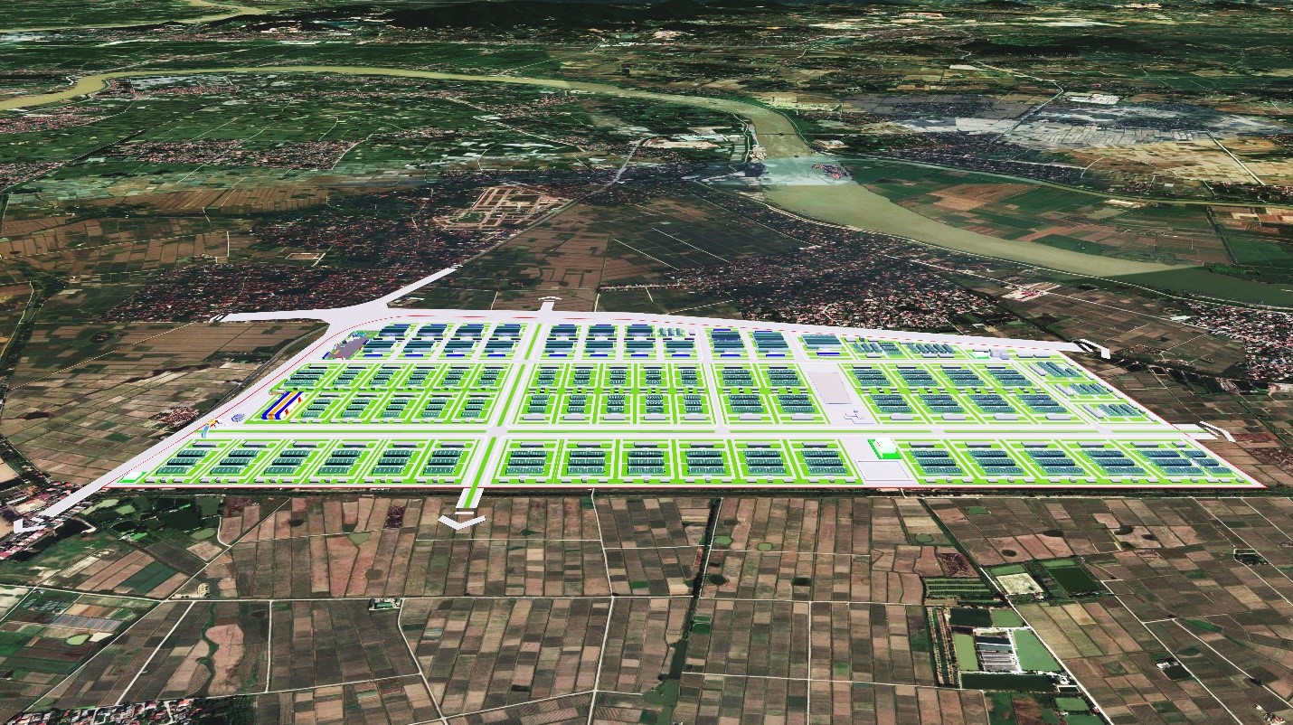 Quoc Tuan – An Binh Industrial Park
