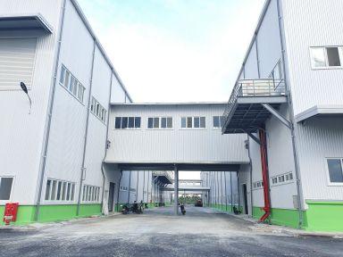 Hệ thống nhà xưởng An Phát Complex