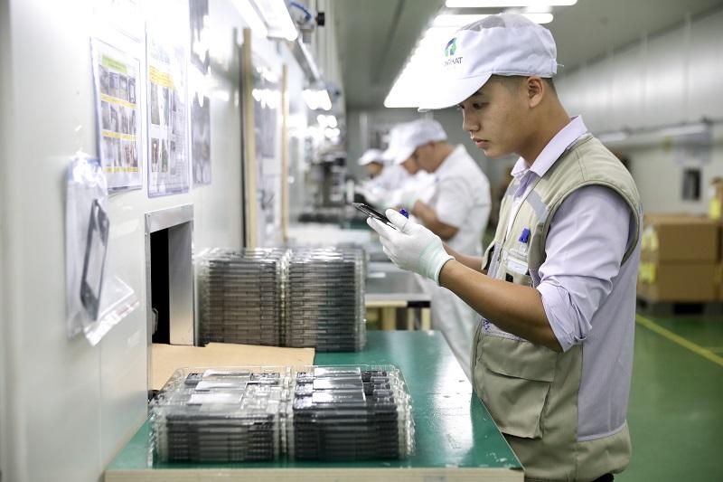 Sản xuất linh kiện nhựa kỹ thuật cao tại nhà máy An Trung Industries, thuộc KCN An Phát Complex