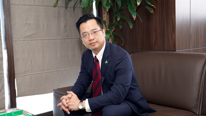 Mr Dinh Xuan Cuong, Vice Chairman and CEO of An Phat Holdings