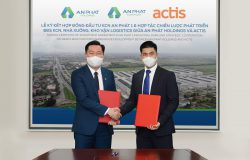 Global sustainable infrastructure investor Actis invests in industrial real estate segment of An Phat Holdings