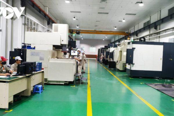 Công ty TNHH 1 thành viên Cơ khí chính xác và chế tạo khuôn mẫu Việt Nam (VMC).